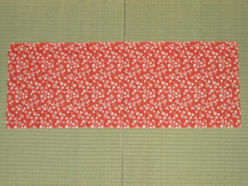 日本手ぬぐい作るブックカバー01