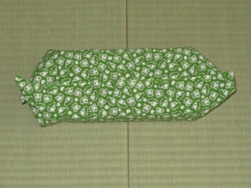 日本手ぬぐい作るティッシュカバー06
