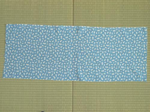 日本手拭いでお弁当箱の包み方01