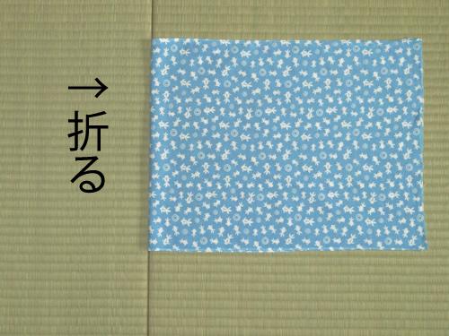 日本手拭いでお弁当箱の包み方02